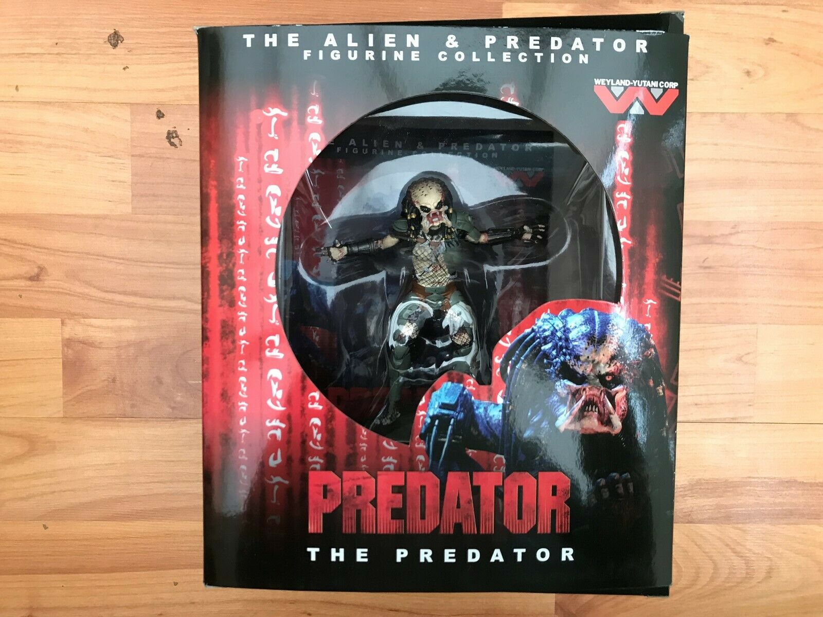 AVP THE ALIEN & ProtATORS FIGURINE EAGLEMOSS COLLECTION ISSUE  5 THE ProtATOR