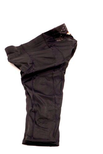 Funkier Women/'s Pro Knee Tights Padded Cycling Knickers S123-C8 Black