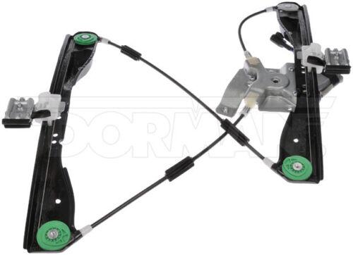 New Pair LH-RH Front Power Window Regulator and Motor Dorman 741-164,741-165