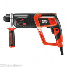 Black And Decker NEW KD985KA Hammer Drill 220 240 Volts (FOR OVERSEAS ONLY) 220v