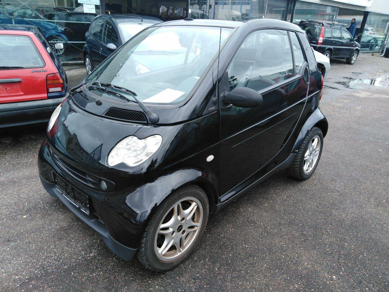 Smart City Coupé Cabrio 0,6 Passion 55 aut. 3d
