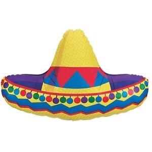 34-034-Sombrero-Mylar-Foil-Balloon-Decorating-Party-Supplies