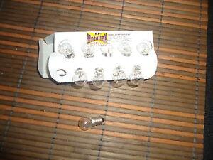 Lot-boite-10-ampoules-arriere-14v-7w-Solex-Micron-Velosolex