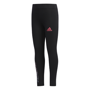 Adidas-Performance-Fille-Sport-Leggings-Tight-Noir