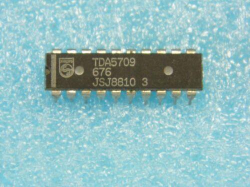 PHILIPS DIP20 Neuf ci TDA 5709 ic TDA5709