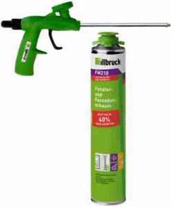 () Set illbruck 1x PU-Schaum FM210 880 ml + 1x Pistole Basic AA230
