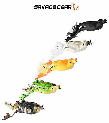 Savage Gear 3D Hollow Body Duckling TOPWATER COLOURS! The Fruck// 40g 10cm