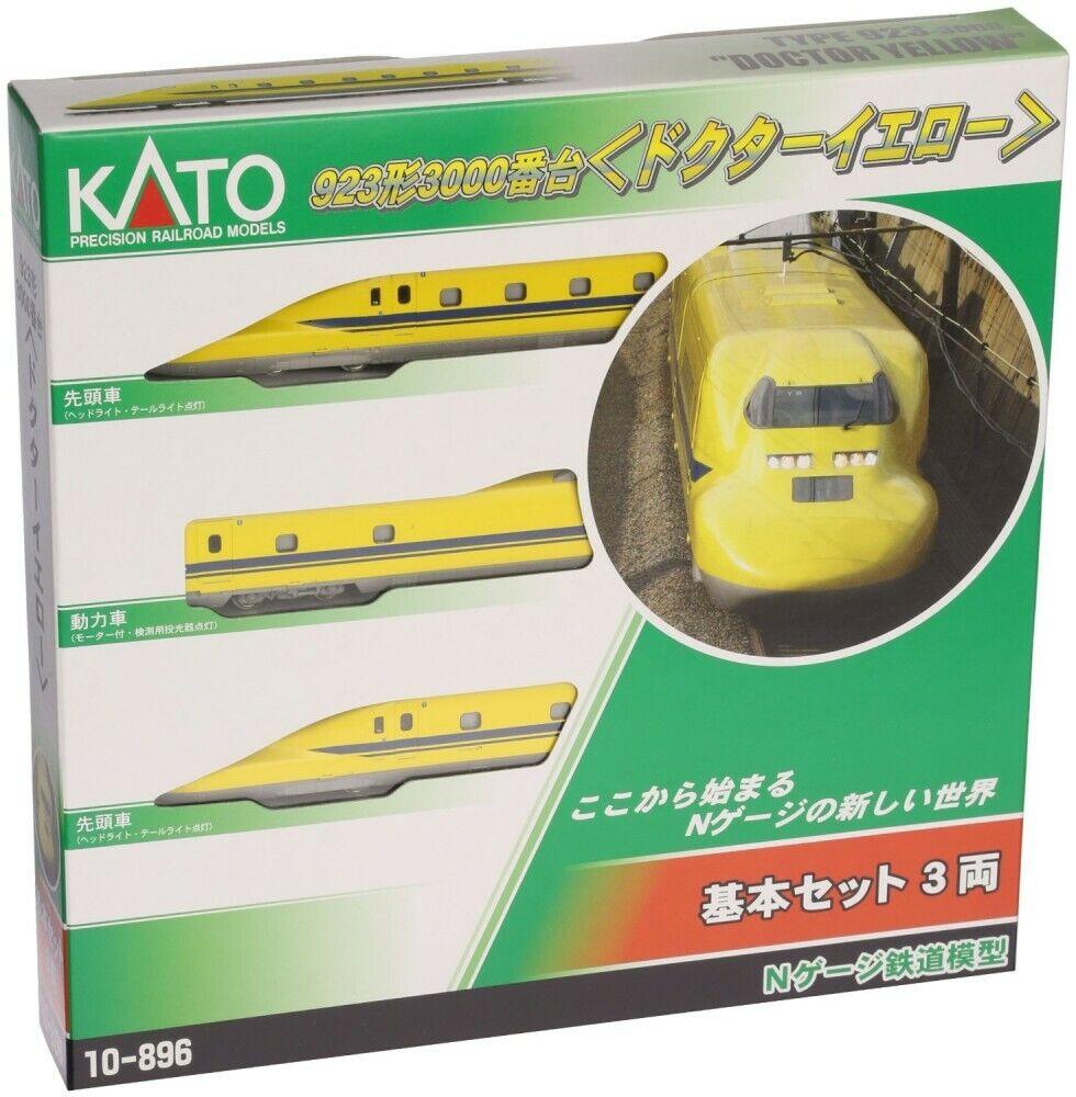 ampia selezione JR 3000 Class 10 896 KATO Shinkansen Doctor
