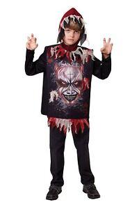 Ordonné Devil Tabard + Capuche, Taille Unique, Halloween, Les Garçons (ou Filles!) Fancy Dress-afficher Le Titre D'origine Achat SpéCial
