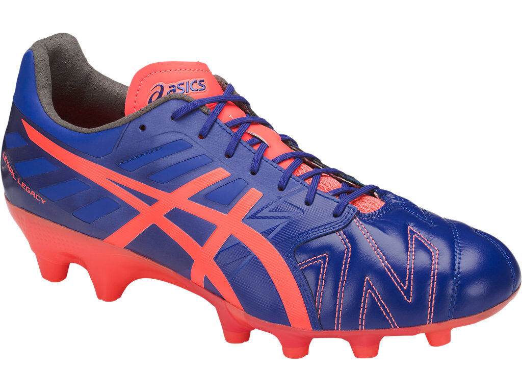 NEW Asics Lethal Legacy IT Mens Footbal bottes (4506)