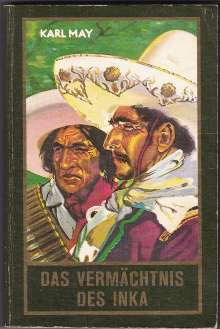 Das Vermächtnis des Inka (² Karl May Abenteuer & Action
