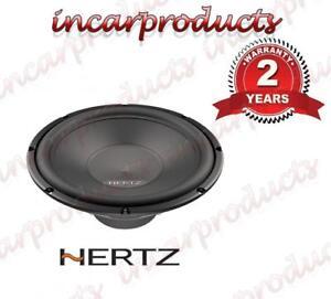 Hertz-UNO-s300s4-30CM-12-034-VOITURE-AUDIO-STEREO-HAUT-PARLEUR-SUBWOOFER-SUB-basse