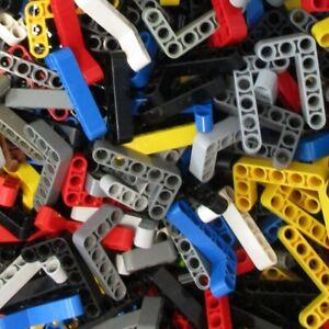 Used-LEGO-500g-Packs-Technic-Lifarms-32526-Technic-Balken-3-x-5-L-Form