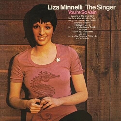 Singer: Expanded Edition - Liza Minnelli (2017, CD NEW)