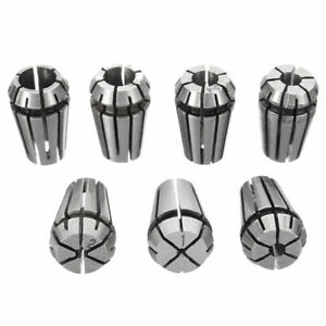 ER11-1-7mm-Precision-Spring-Collet-Set-CNC-Milling-Lathe-Tool-Workholding-New