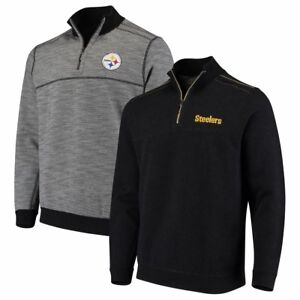 fef6ecb4 Image is loading Pittsburgh-Steelers-Tommy-Bahama-Flip-DrIve-M-Reversible-