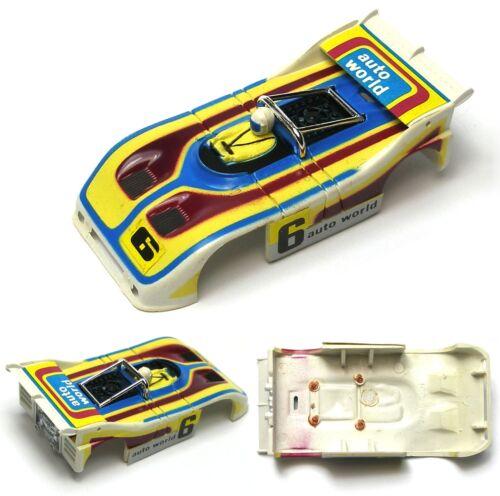 15pc Aurora AFX 4-Gear Magnatraction Slot Car BODY SET Unused OEM Collection!