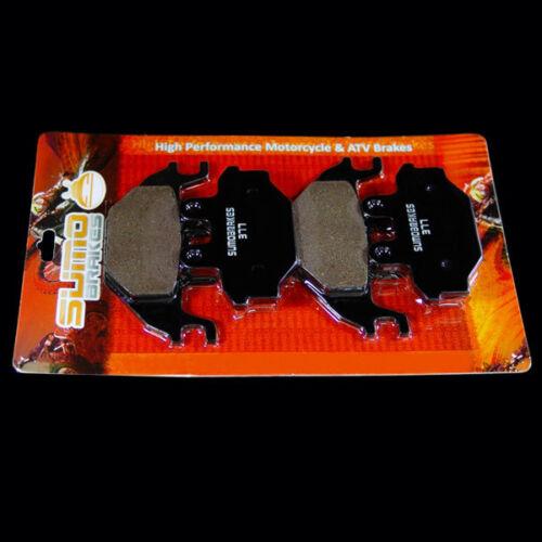 Arctic Cat Front Brake Pads 250 Utility 250 DVX 06-09 300 ATV 10-13 06-08