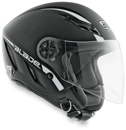 Motorcycle Helmet AGV BLADE AGV E2205 SOLID FLAT BLACK - size L