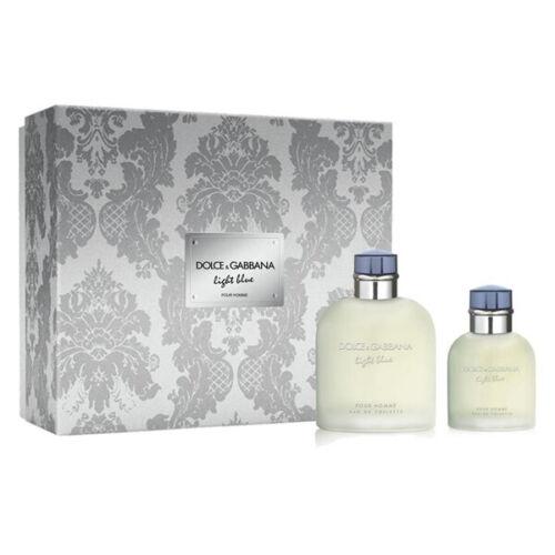Set de Parfum Homme Light Blue Dolce & Gabbana (2 pcs)