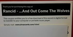 Rancid - And out come the wolves, Download Code - Leipzig , Deutschland - Rancid - And out come the wolves, Download Code - Leipzig , Deutschland