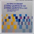 Karl Ditters von Dittersdorf: String Quartets & String Quintets (CD, Feb-1994, CPO)