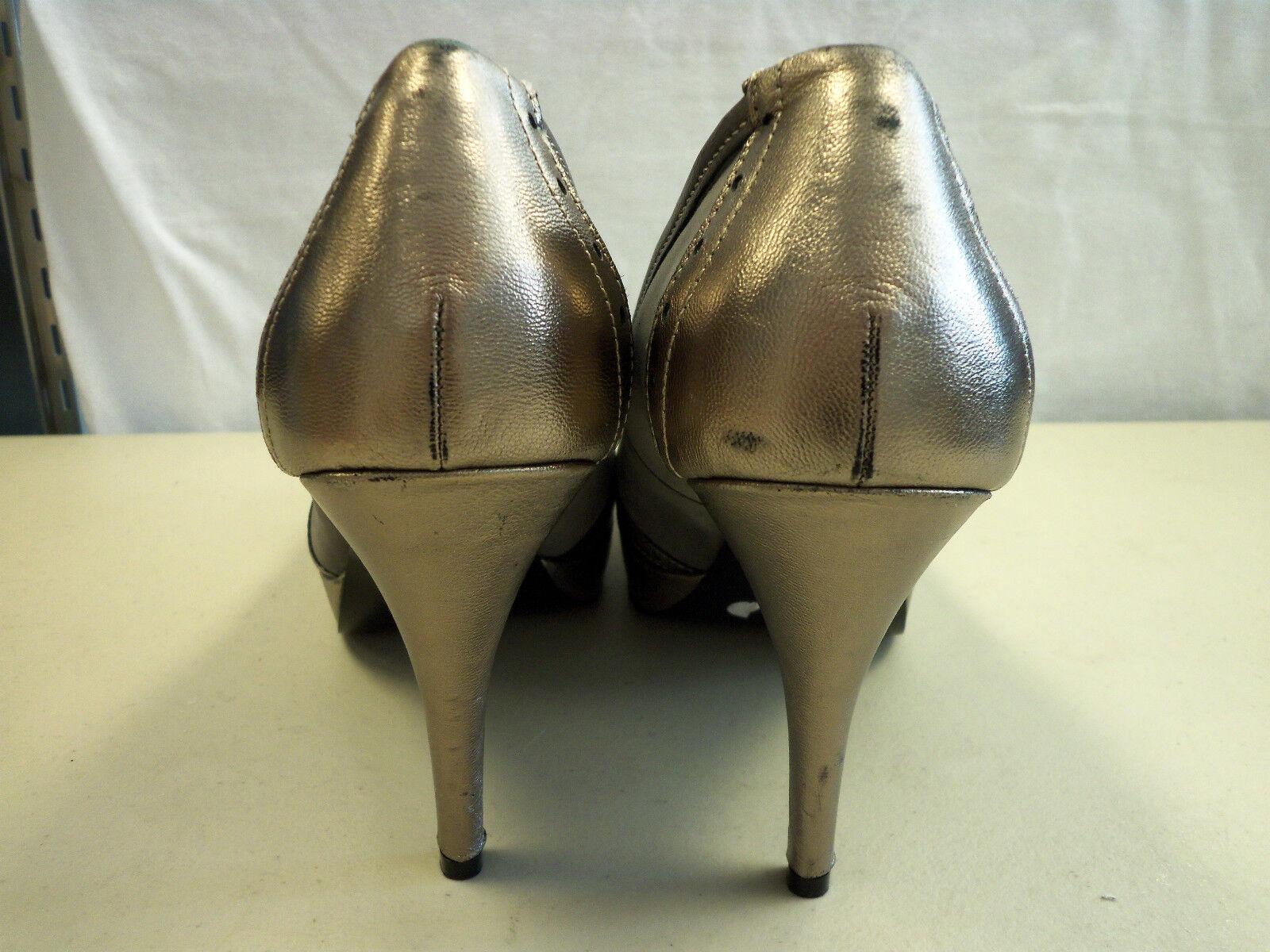 Nine West NEU Store Display Model Damenschuhe Celebm Platform Heels 9.5 M Schuhes