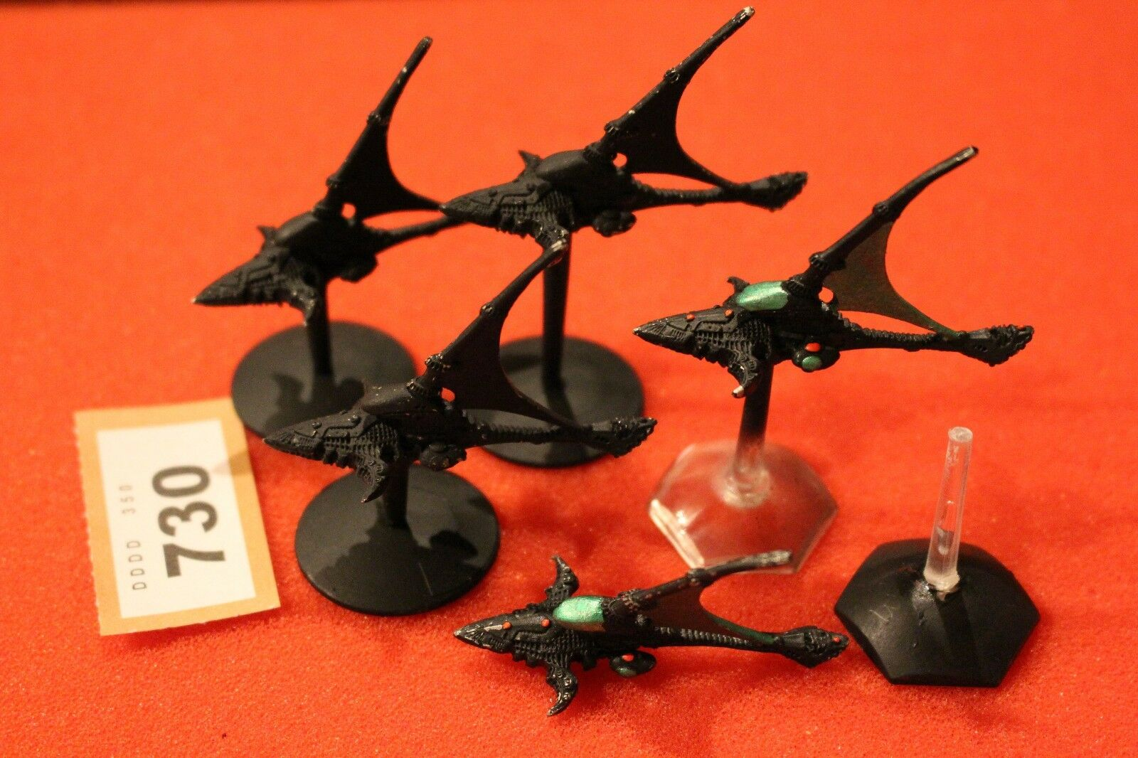 Games Workshop Citadel espacio flota Eldar Shadowhunter superestructura Metal x5