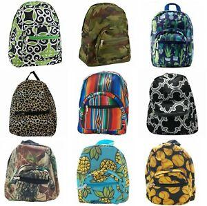 Mini School Travel Small Backpack Baby Kids Teen Backpack Shoulder Zip Bookbag