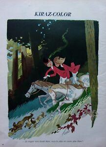 Drawing-Press-Kiraz-Color-Advertising-IN-1965-Ref-60002