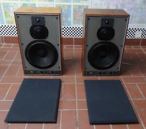 Paar JAMO Studio Monitor J-150 Lautsprecher Boxen 150/100 DIN 45500 Vintage Hifi