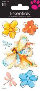 Sandy Lion Dragonflies Essentials Sticker