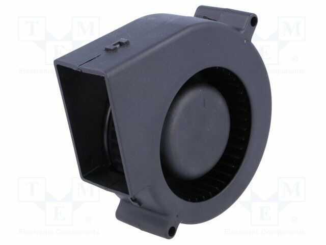 Fan: DC; blower; 12VDC; 97x94x33mm; 45.22m3/h; 53.1dBA; 16.5mmH2O[1 pcs]