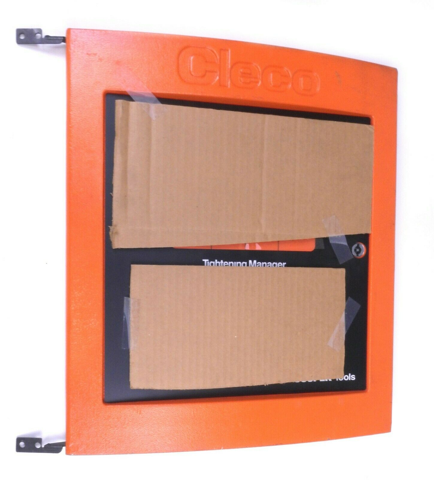 Cleco TME Controller Front Door