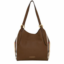 167b321710fa Burberry Women s Small Canter and House Check Bag Tan for sale ...