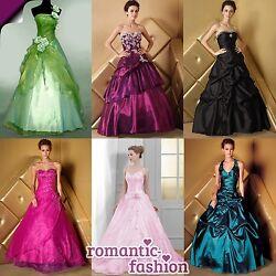 ♥Ballkleid, Abendkleid Größe 34 bis 58 viele Modelle zur Auswahl+NEU+SOFORT♥
