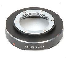 Leica Visoflex M39 Lens For Hasselblad Adapter