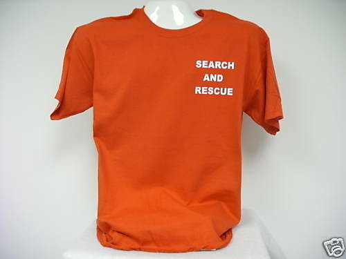 2X SAR S//S T-Shirt..... Search And Rescue S//S T-Shirt
