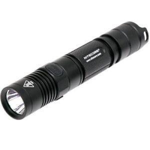 Batteries /& Clip Nitecore mh12gt DEL outdoorlampe 1000 lumenn 321 M 6 modes