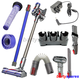 for-Dyson-V8-SV10-Vacuum-Cleaner-Spare-Parts-Tools-Hose-Filters-Battery-Charger
