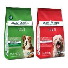 2 x 12kg Arden Grange Pollo/Agnello e Riso Cibo Per Cani Adulti solo £ 26.25 ciascuno!