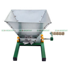 fruit crusher portable pulper apple scratter cider wine juice press