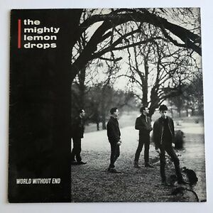 The-Mighty-Lemon-Drops-WORLD-WITHOUT-END-LP-Vinyl-Record-Album-Sire-1-25701