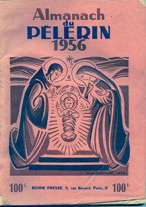 ALMANACH-DU-PELERIN-1956-avec-PAT-039-APOUF-de-GERVY-aux-sports-d-039-hiver