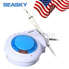 New Listingdental Ultrasonic Scaler Teeth Cleaning Fit Ems Skysea With 5tips Fda Kw