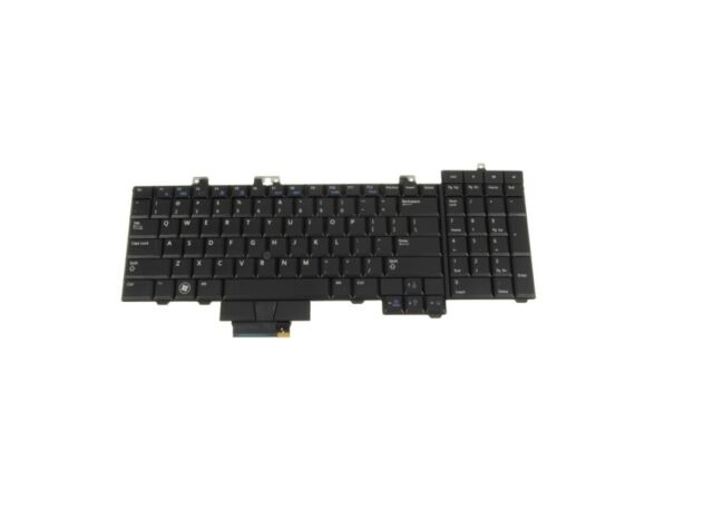 NEW AUTHENTIC Dell Precision M6500 Backlite Laptop Keyboard w//Pointer D113R