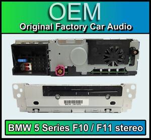 BMW-5-Series-F10-F11-CD-player-stereo-Alpine-MOST-CHAMP-2-radio-headunit