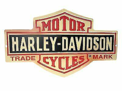Harley Davidson Bar And Shield >> Harley Davidson Bar And Shield Metal Sign 2010131 For Sale Online Ebay