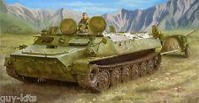 VEHICULE BLINDE SOVIETIQUE MT-LB, 1980  - KIT TRUMPETER 1/35 n° 5578