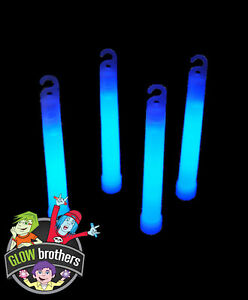 5-X-6-BLUE-GLOW-STICKS-FOIL-WRAPPED-PARTY-BAGS-NEON